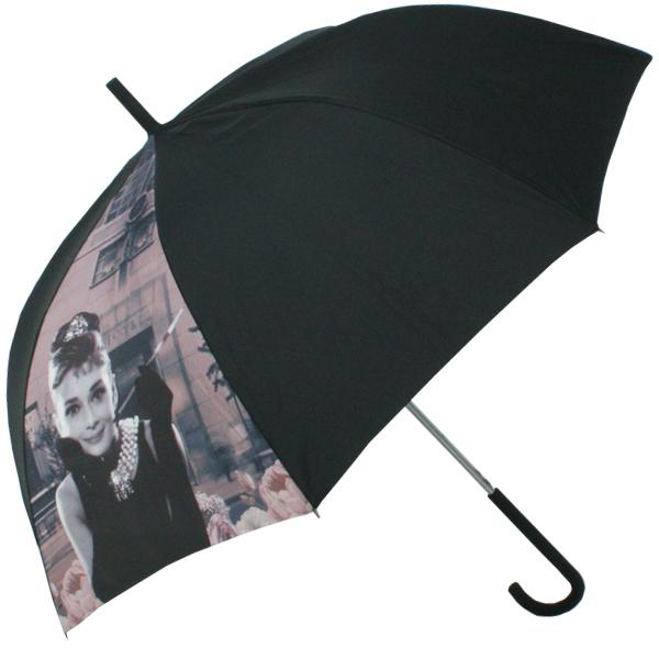 예쁜우산 여자우산 오드리햅번